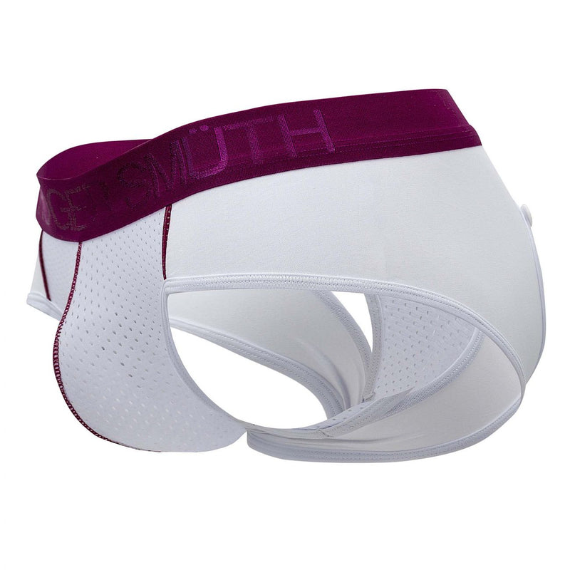 Roger Smuth RS022 Jockstrap Color White