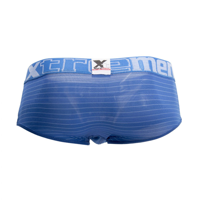 Xtremen 41310 Stripes Briefs Color Blue