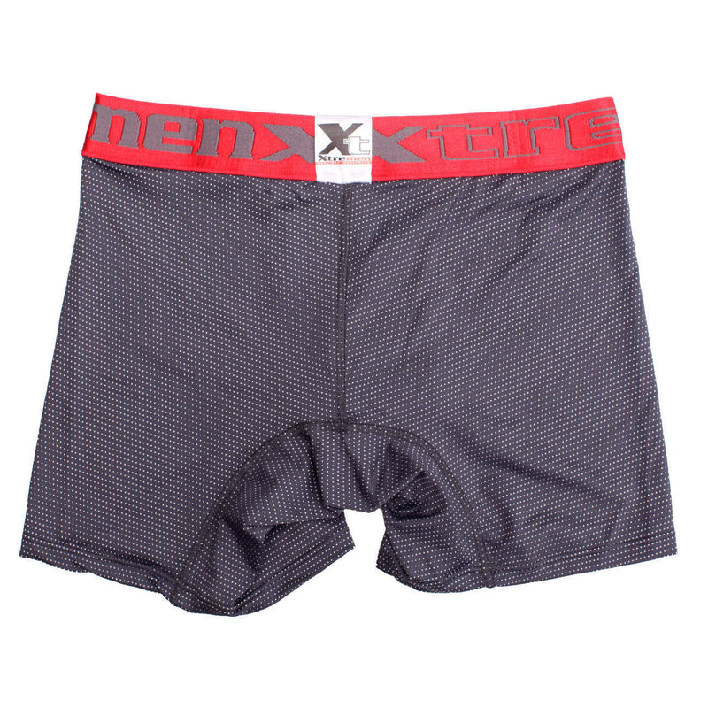 Xtremen 51354 Microfiber Boxer Color Gray