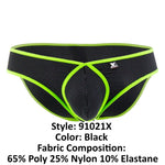 Xtremen 91021X Microfiber Briefs Color Black