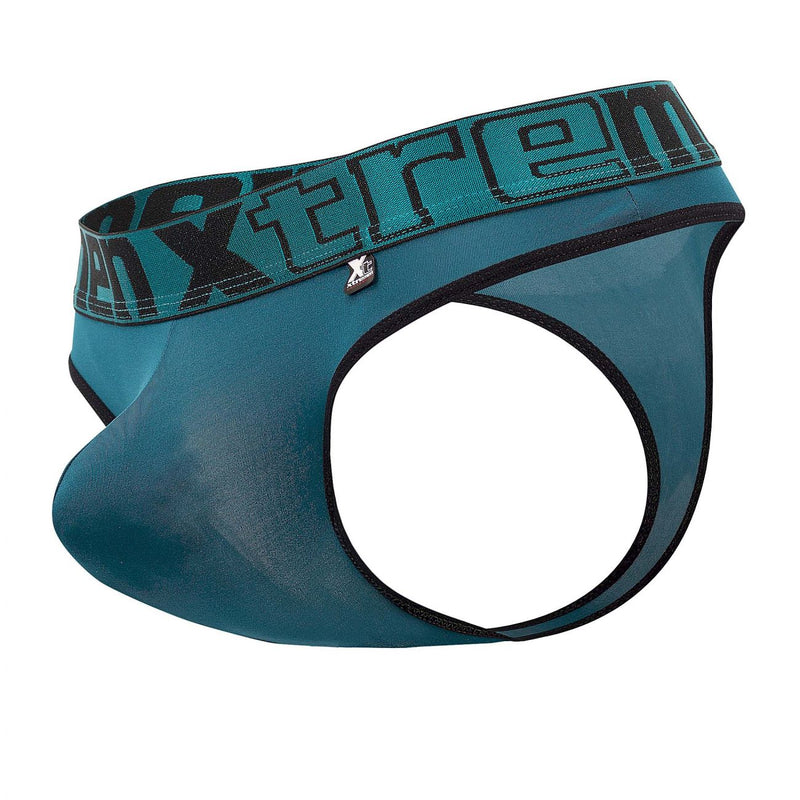 Xtremen 91056 Athletic Thongs Color Petrol