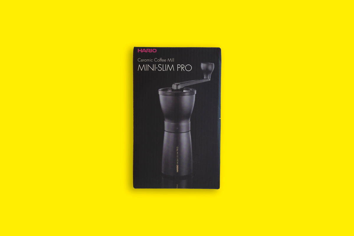 Hario Mini Slim Pro Coffee Grinder