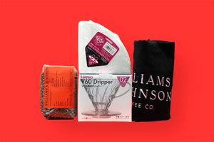 Basic Brew Kit Gift Bundle