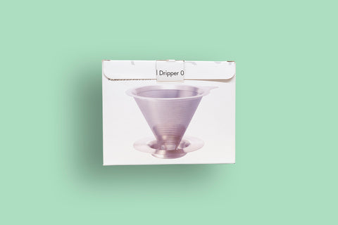 Hario V60 Double Mesh Metal Dripper 02
