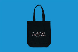 Williams and Johnson Co. Tote Bag
