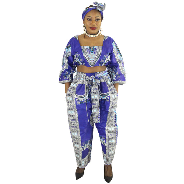 Women's 3 Piece Set Pants - FI-3020