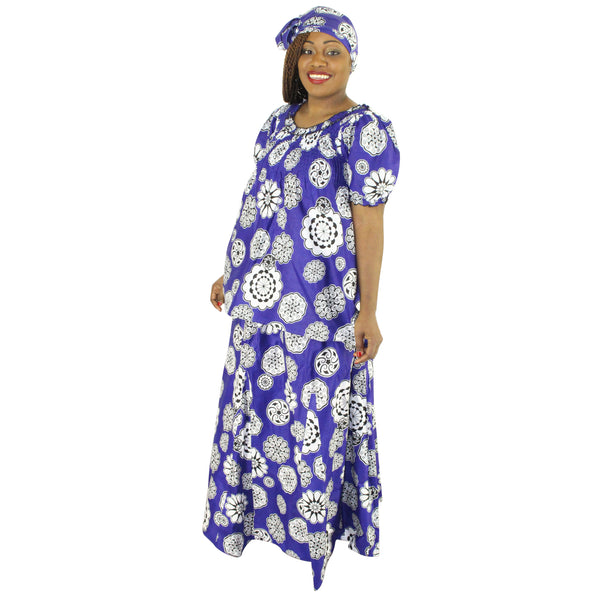 Women's 3 Piece Skirt Set - FI-4001