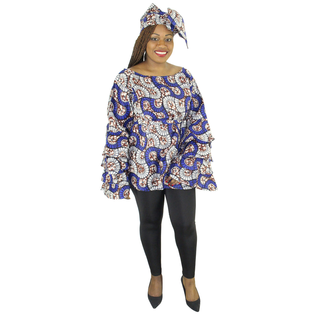 Women's Tunic Top - FI-2032