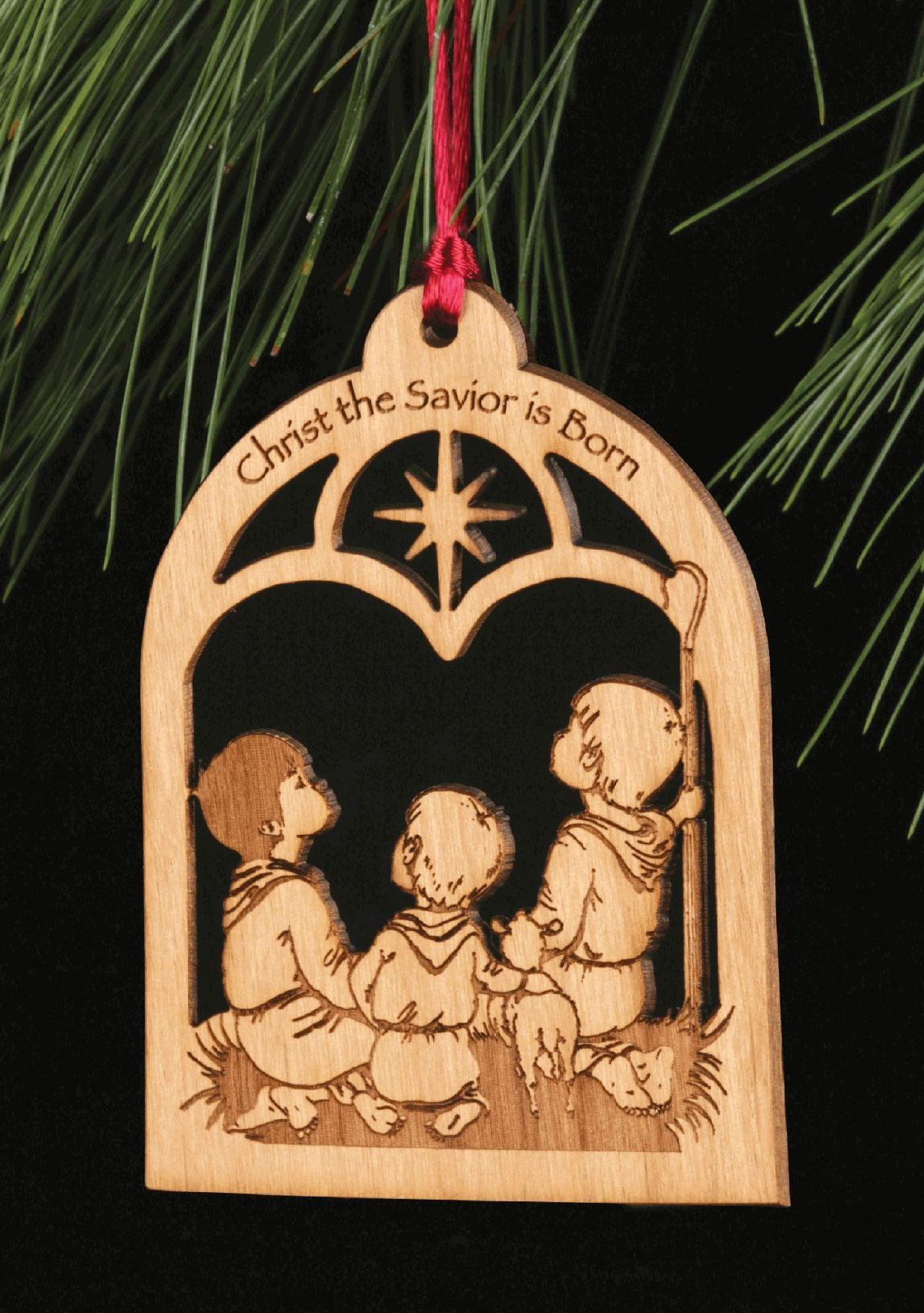 """Gifts & Stationary tagged """"Christmas Ornament"""" Crossroads eStore"""