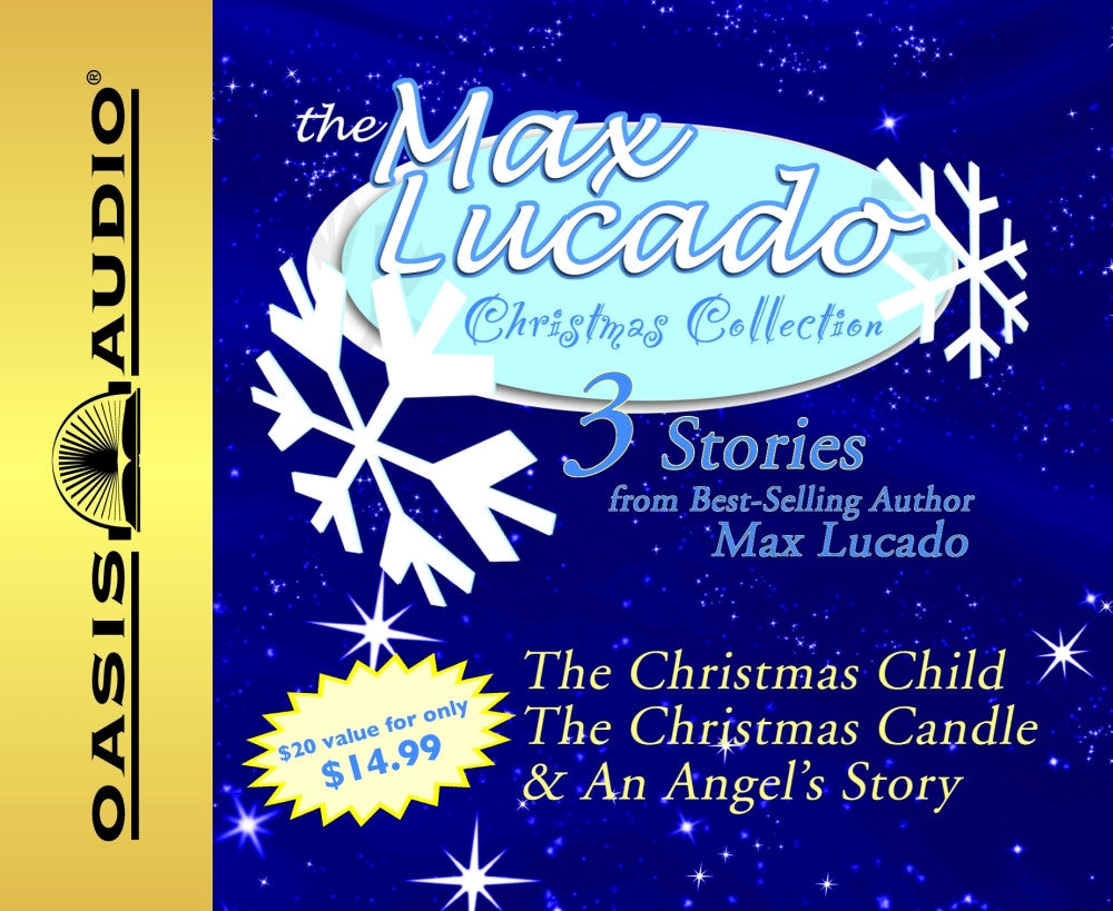 Books tagged max lucado crossroads estore the max lucado christmas collection kristyandbryce Choice Image