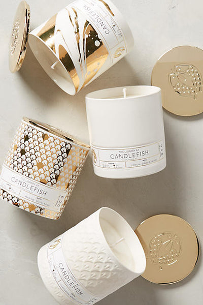 Anthropologie x Candlefish Collaboration