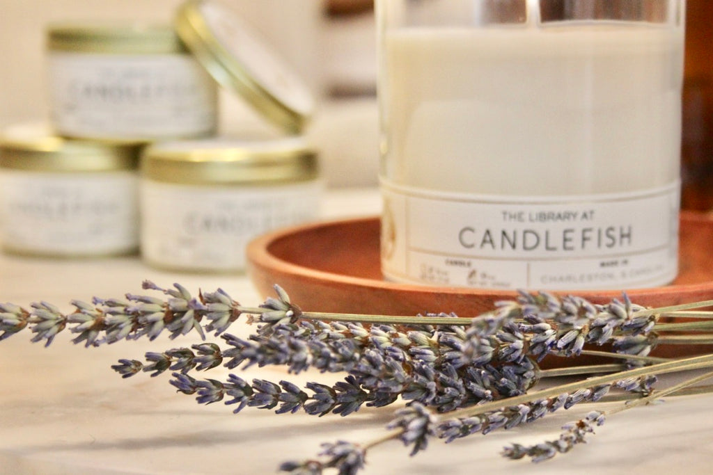 The Wonderful World of Lavender