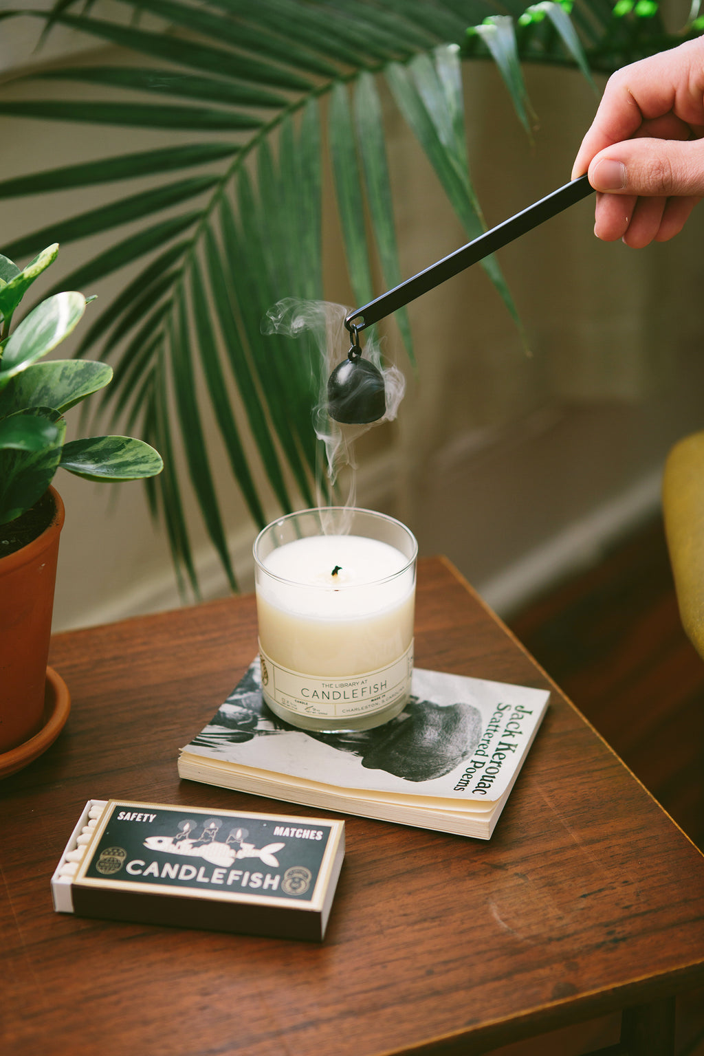 Four Common Candle Tools and How to Use Them