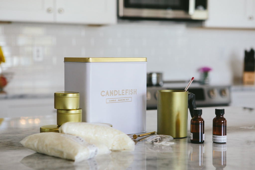 Introducing: The Candle-Making Kit