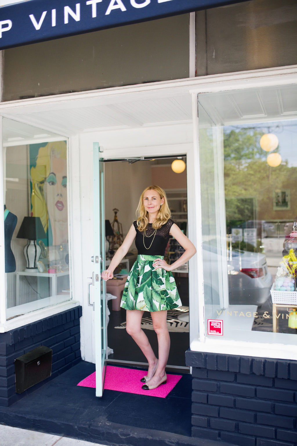 Questions with a Maker: Candy Shop Vintage