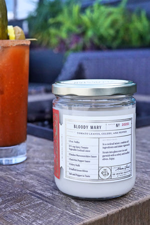 Bloody Mary Candle 12 oz