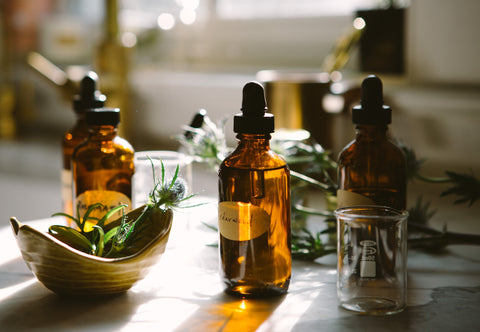 Atlanta Essential Oil and Fragrance Blending Workshop