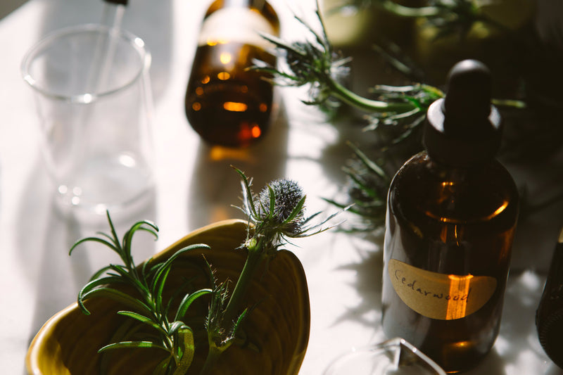 Charleston December 2019 Essential Oil and Fragrance Blending Workshop