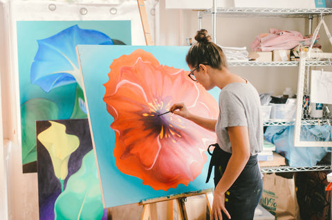 Charleston August Maker Break: Julia Deckman