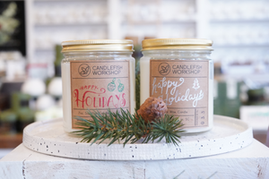 Holly Jolly Candle Making Workshop