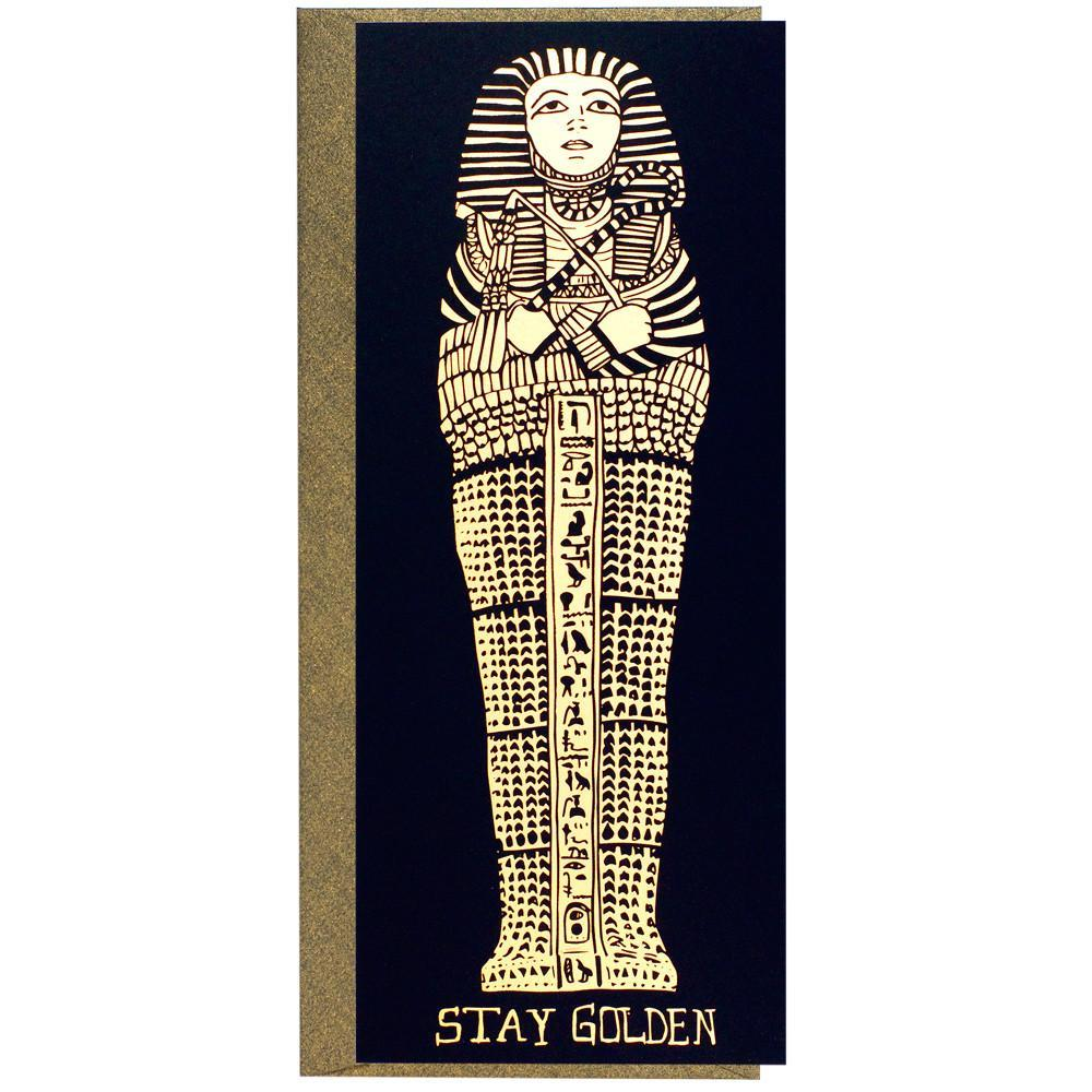 Stay Golden Card