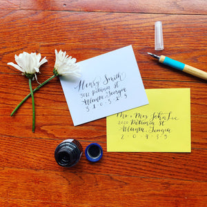 Atlanta February Maker Break: Candle-making and Hand Lettering w/ FroggieFlor