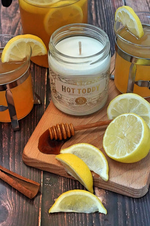 Hot Toddy Candle 7 oz