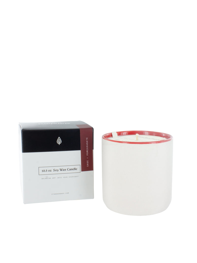 Sage & Pomegranate 3.5 oz Candle
