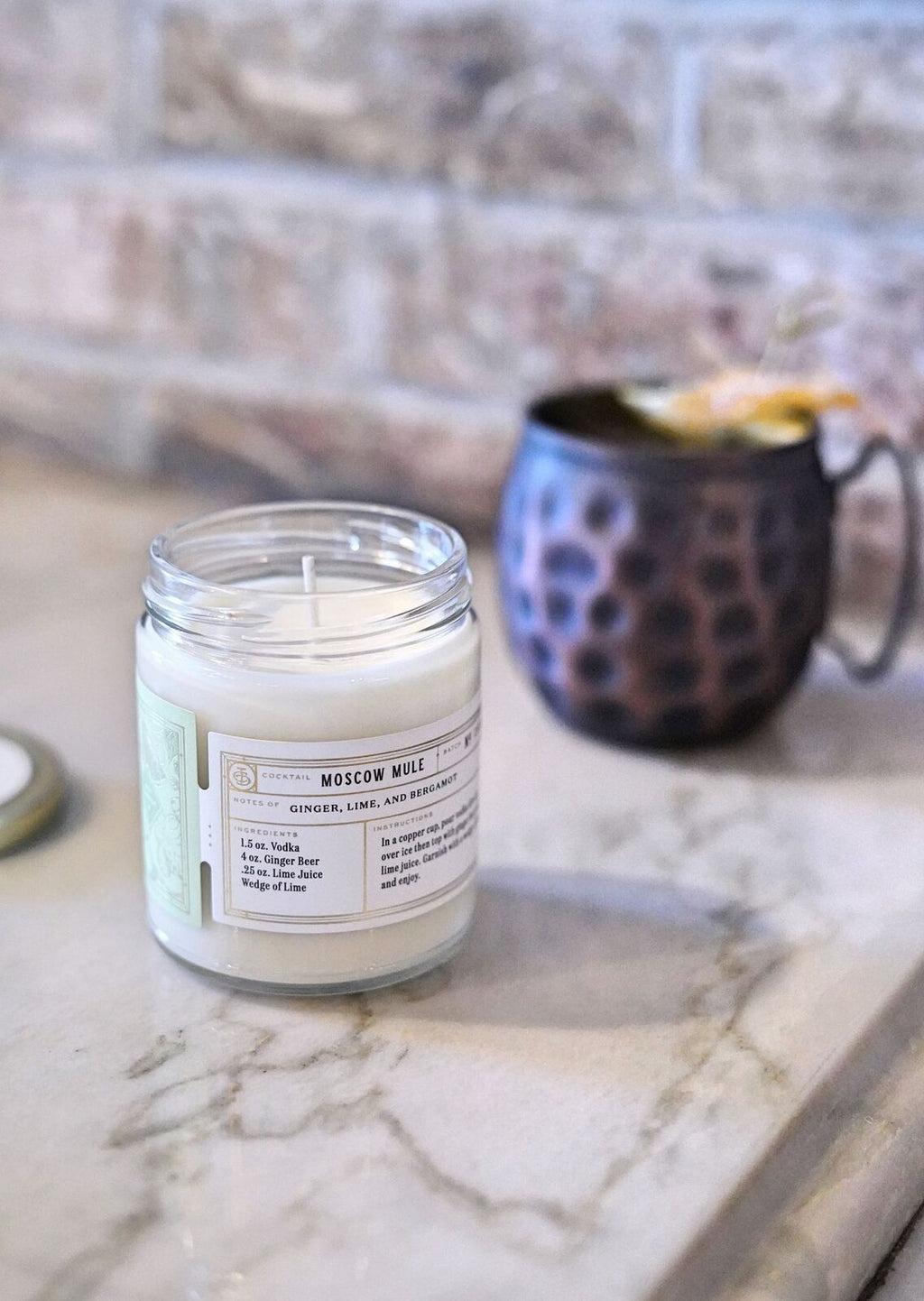 Moscow Mule Candle 7 oz