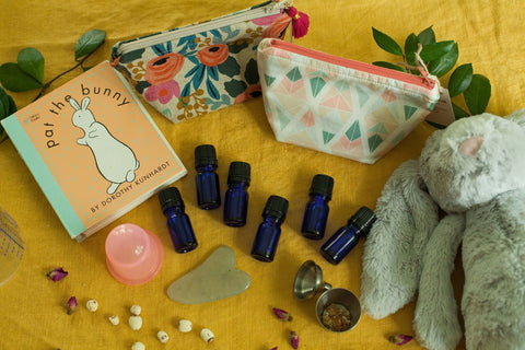 Charleston August Maker Break: Blue Heron Essential Oils and Home Care Tools for Little Ones