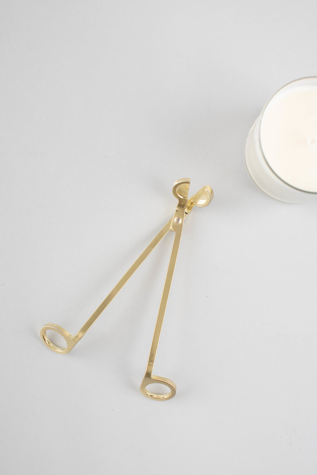 Brushed Gold Wick Trimmer