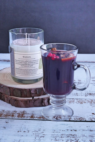 Whiskey & Fig 10.5oz Candle