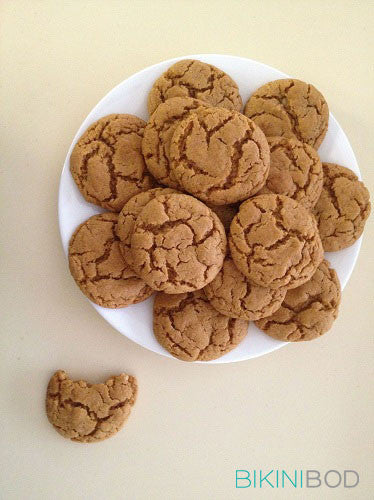 BikiniBOD Fall Recipes: Treat Week With Pumpkin Protein Cookies