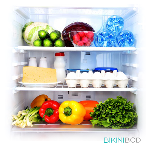 Eat Cleaner by Organizing Your Fridge The Right Way