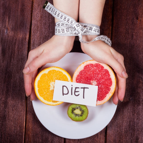 Dieting: You're Doing It Wrong! Get 10 Keys to Dieting Success