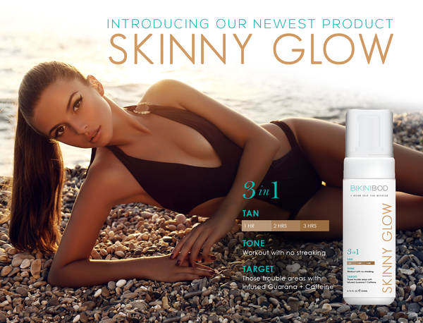 6 Steps to applying Skinny Glow
