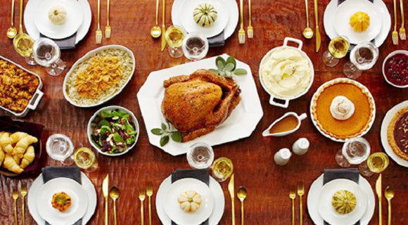 Last Minute Quick and Healthy Thanksgiving Recipes