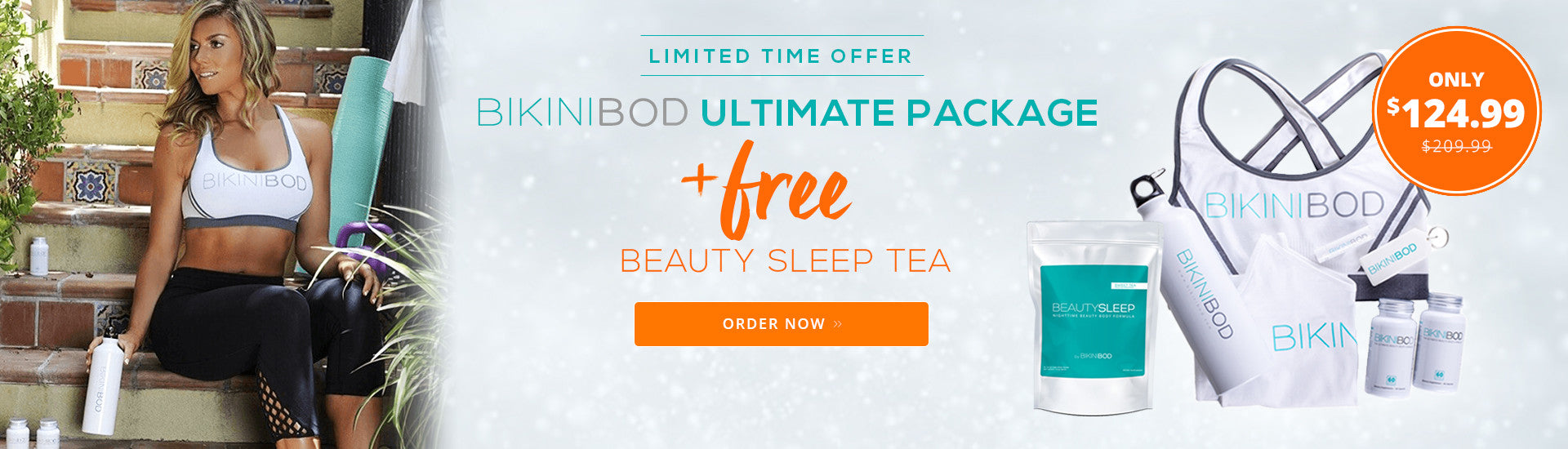 BikiniBOD Ultimate Package plus Free Beauty Sleep - Limited Time Offer!