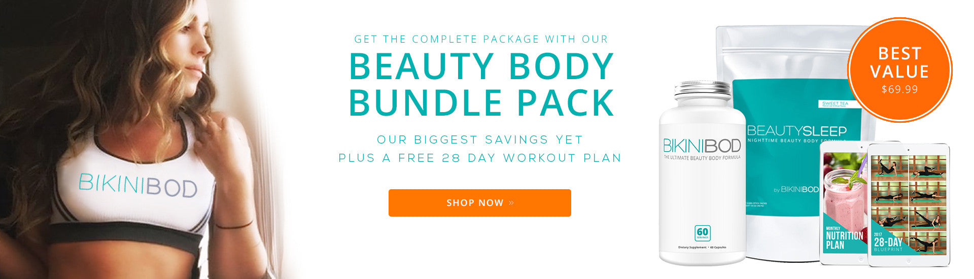 BikiniBOD Bestie Fit Pack - Limited Time Offer!