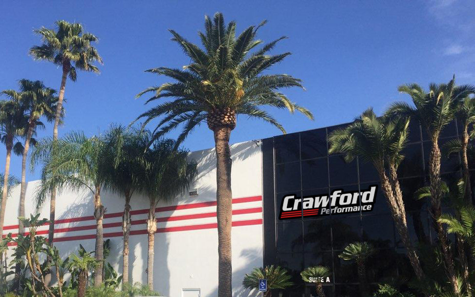 Crawford Performance Building