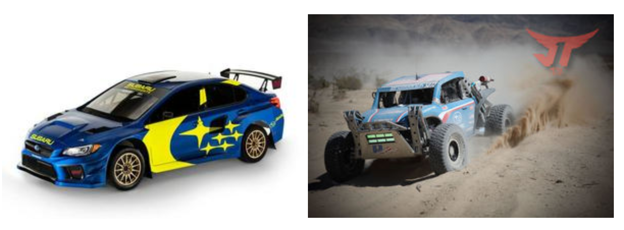 Subaru of America Announces New Motorsports Livery to Include The Subaru Crosstrek Desert Racer in 2019