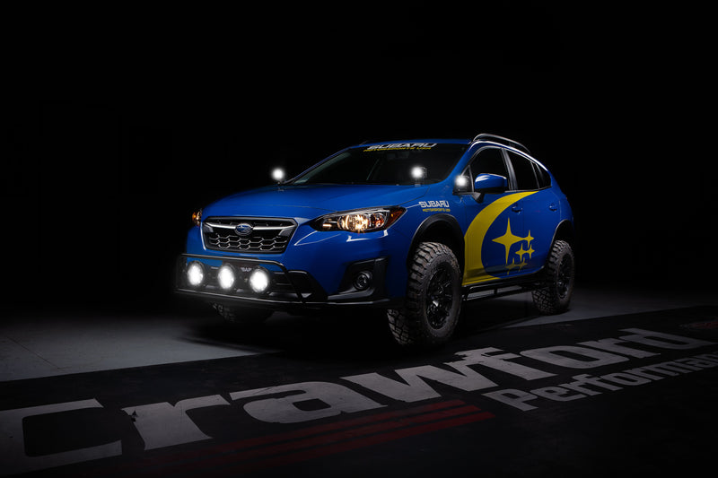 2018+ Crawford Performance Built Off-Road Subaru Crosstrek