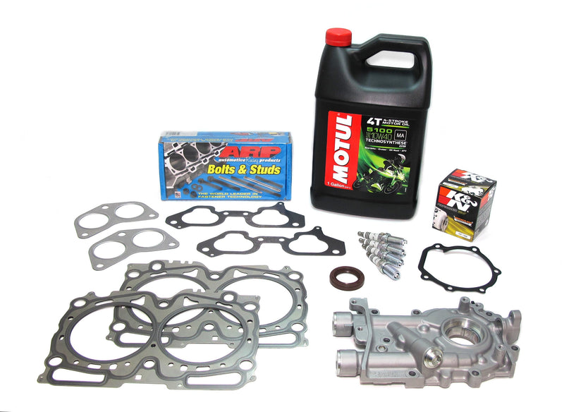 subaru short block installation kit
