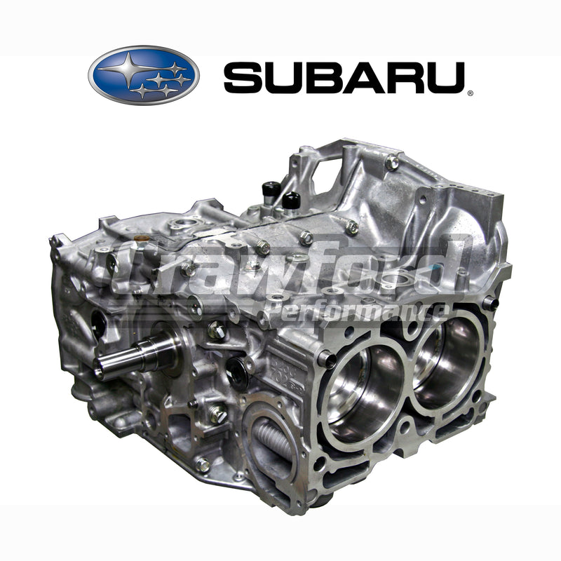 Subaru OEM Short Block