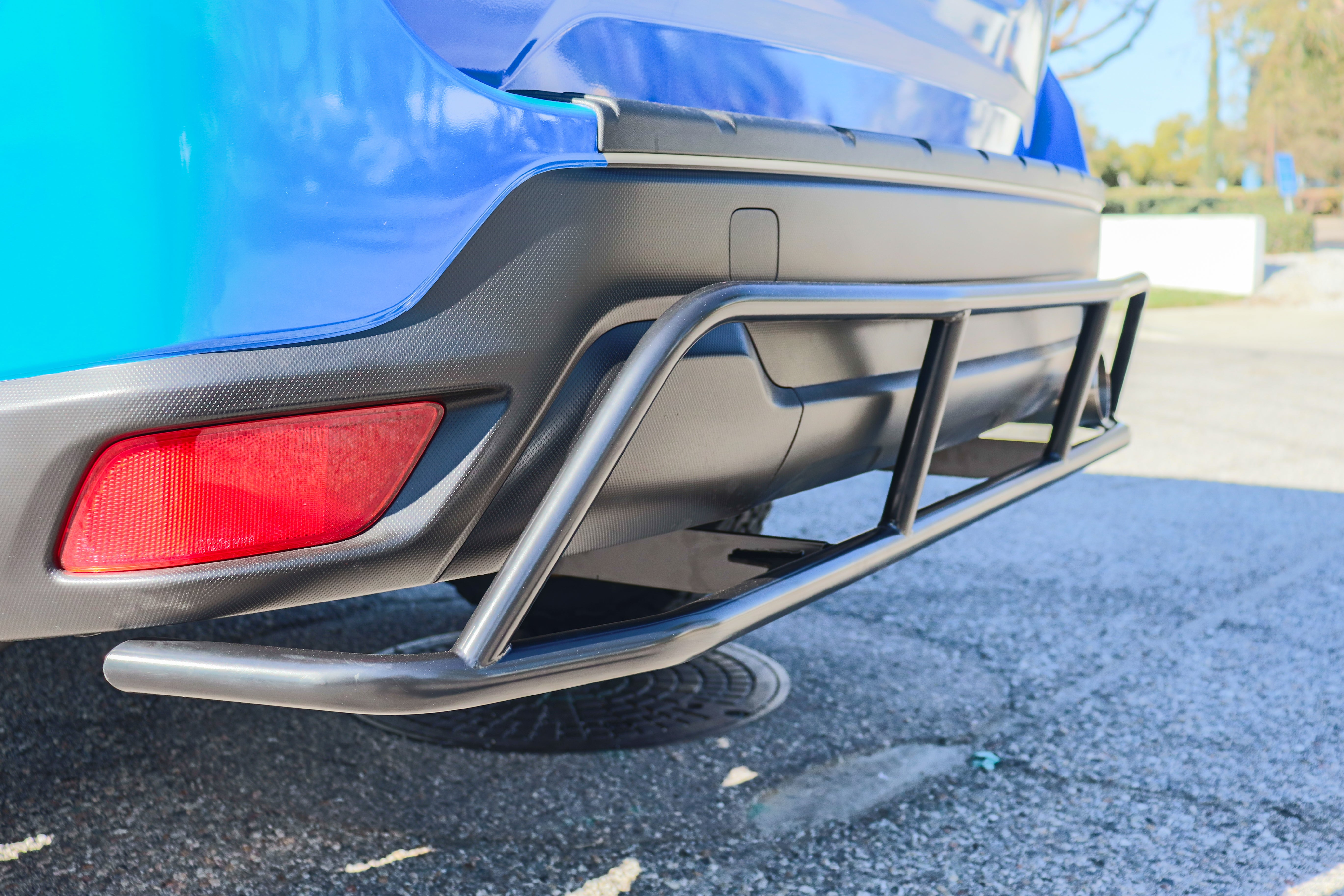 Subaru Forester Rear Bumper Guard by Crawford Performance