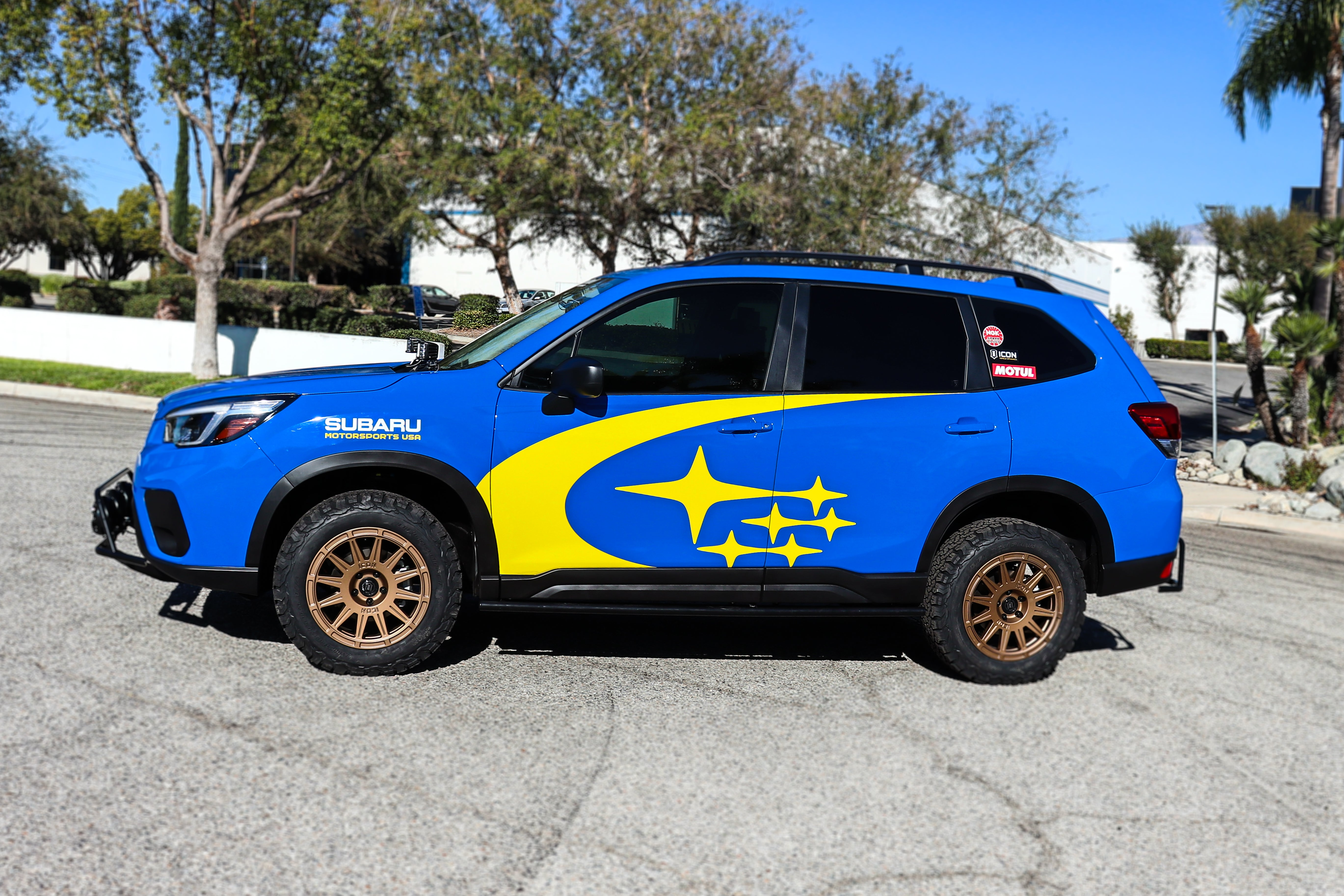 "Subaru Forester - 2"" Lift Kit - Crawford Performance"