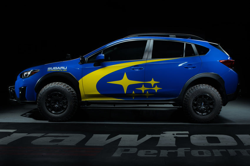 "Subaru Crosstrek 2"" Lift Kit"
