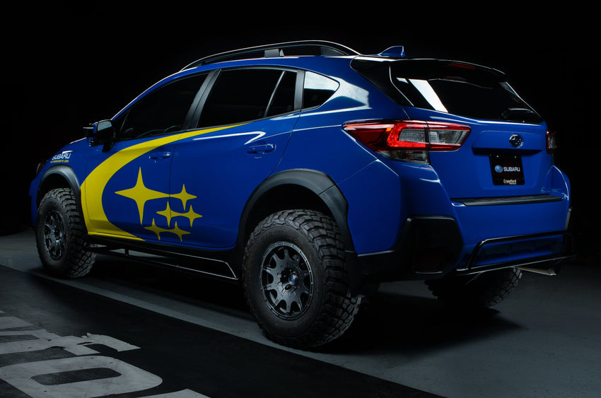 "2"" Lift for Subaru Crosstrek"