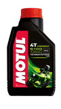 MOTUL Engine Break-In Oil: 5100 4T 10W40 (1 LITER)