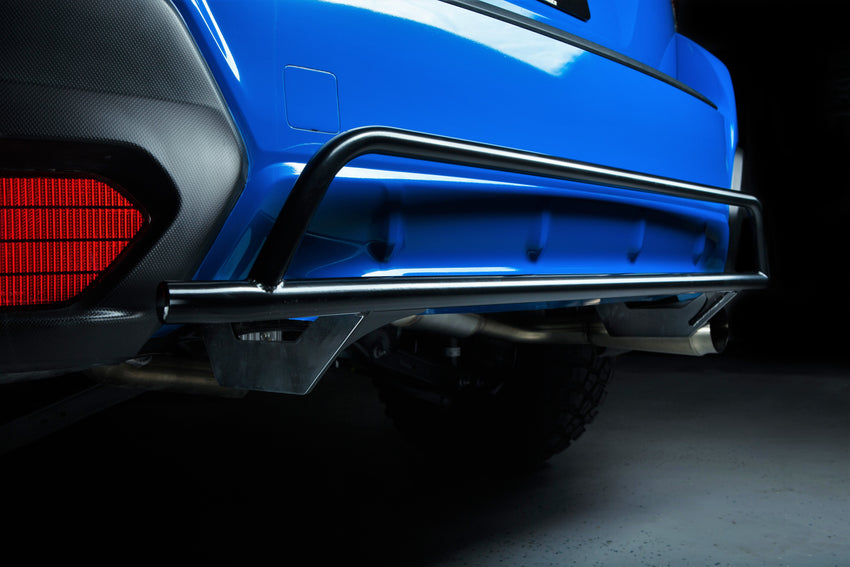 Crawford CDR Series Rear Bumper: 2018+ Crosstrek